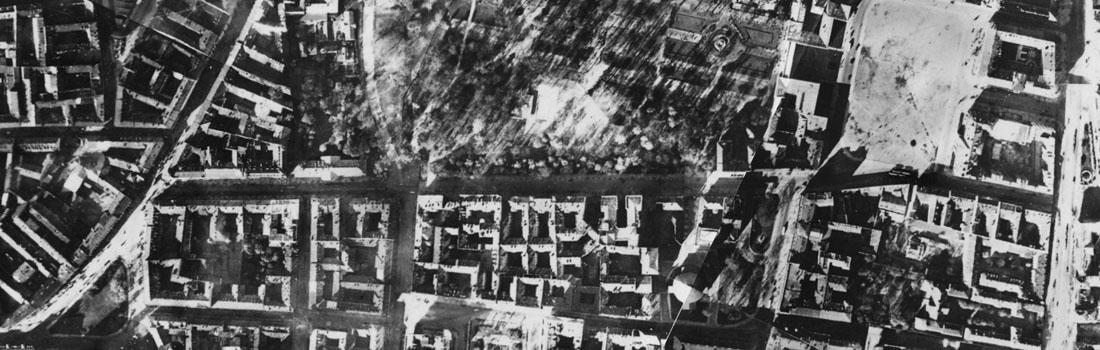 Ulica Królewska - rok 1935